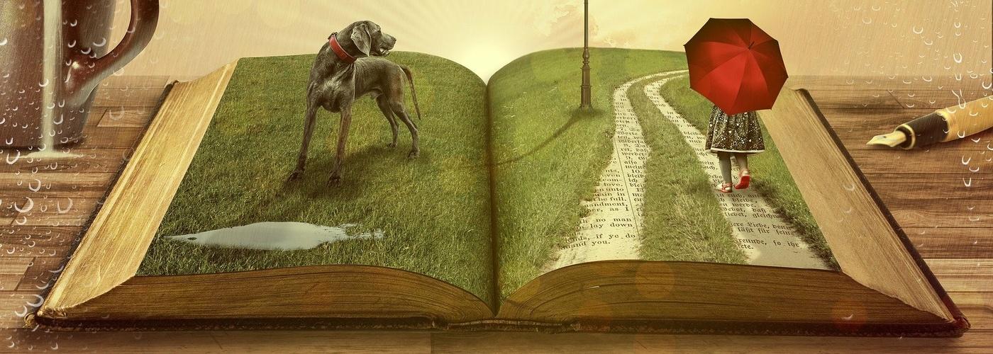 Kultur_Buch mit Phantasielandschaft (pixabay_narrative-794978)_1920×1080