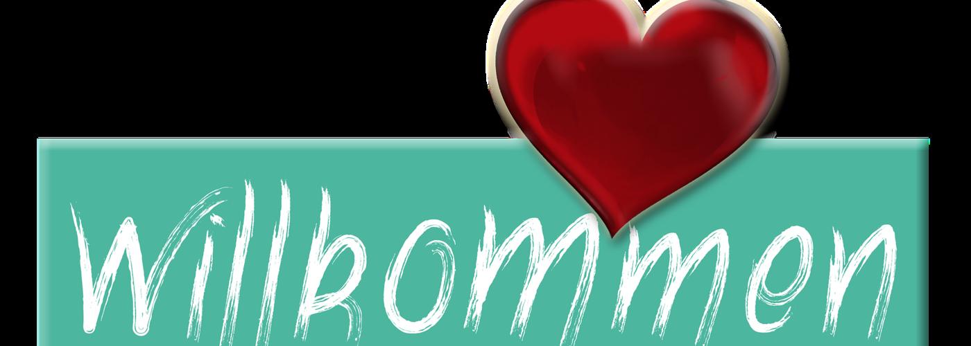 Willkommen-Slogan_Schild mit Herz (pixabay_heart-4887505)_1920×1035